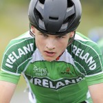 14 July 2017; PJ Doogan of Ireland National Team in action during Stage 4 of the Scott Junior Tour 2017 at the Wild Atlantic Way, Co Clare. Photo by Stephen McMahon/Sportsfile *** NO REPRODUCTION FEE ***