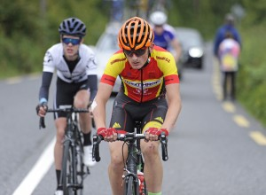 14 July 2017; Conor Coleman of Comeragh/Winthrop in action during Stage 4 of the Scott Junior Tour 2017 at the Wild Atlantic Way, Co Clare. Photo by Stephen McMahon/Sportsfile *** NO REPRODUCTION FEE ***